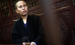 Liu Xia, wife of Nobel peace prize winner Liu Xiaobo