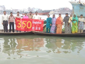 350 on 10:10:10: Dhaka, Bangladesh