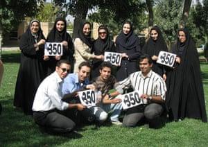 350 on 10:10:10: Hamadan, Iran
