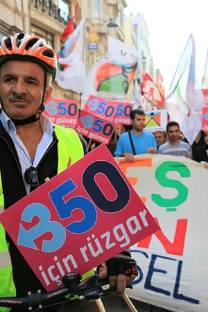 350 on 10:10:10: Istanbul, Turkey
