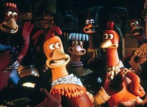 50 family films: Chicken Run