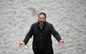 Turbine Hall: Ai Weiwei