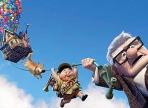 50 family films: 'Up' Film - 2009