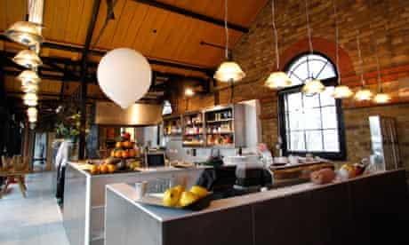 The Dock Kitchen in west London