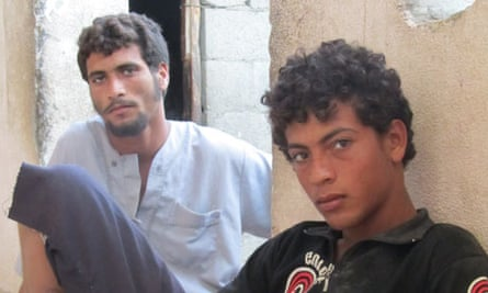 Mohammed Sobboh and his brother Adham