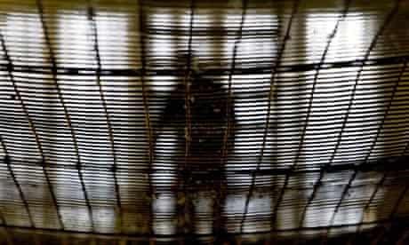 Prisoner in London's Pentonville