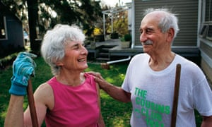 Love stories: Ethelle and Burt