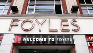 Lazarides week in pics: Foyles