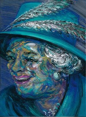 Royal portraits: Royal portraits: Maggi Hambling