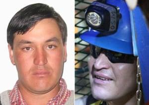 Chile Miner Profiles 2: No.6 Osman Araya