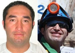 Chile Miner Profiles 3: No.13: Carlos Barrios