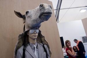 Frieze Art Fair: Marcus Coates
