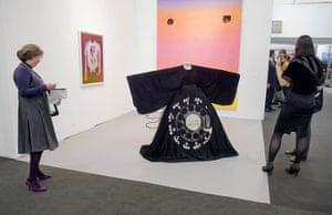 Frieze Art Fair: Francis Stark 'The Inchoate Incarnate - Toward an Opera...'