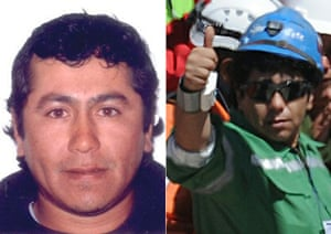 Chile Miner Profiles 3: No.14 Victor Zamora Bugueno