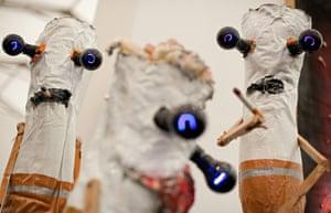 Frieze Art Fair: Jon Pylypchuk 'The Pack'