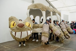 Frieze Art Fair: Spartacus Chetwynd 'A Tax Haven Run by Women'