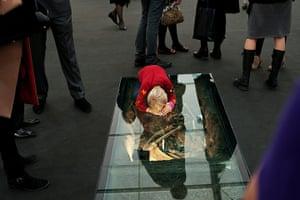 Frieze Art Fair: The buried 'Frozen City' excavations, by Simon Fujiwara