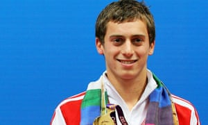 Max Brick: Tom Daley's diving team-mate