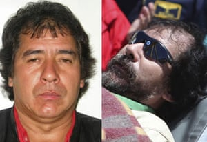 Rescued Chile miners: Victor Segovia Rojas