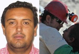 Rescued Chile miners: Daniel Herrera Campos