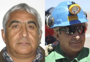 Rescued Chile miners: Omar Reygadas