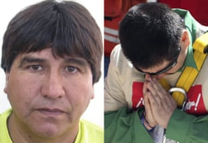 Rescued Chile miners: Esteban Rojas