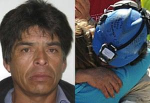 Rescued Chile miners: Darío Segovia