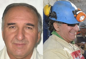 Rescued Chile miners:  José Henríquez