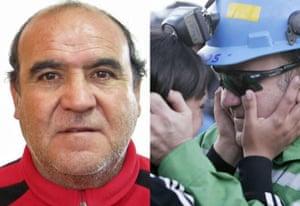 Rescued Chile miners: Franklin Lobos Ramirez
