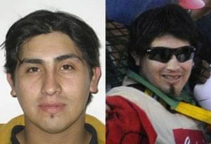 Rescued Chile miners: Richard Villarroel Godoy