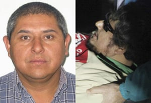 Rescued Chile miners: Juan Carlos Aguilar