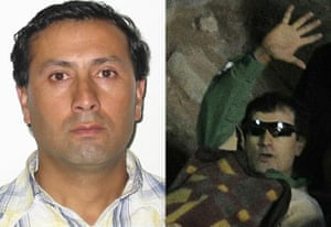 Rescued Chile miners: Raúl Bustos