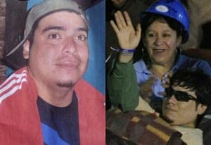 Rescued Chile miners: Pedro Cortez