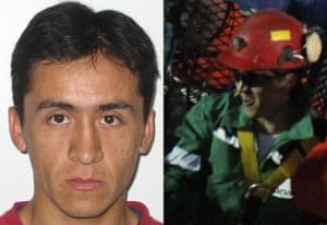 Rescued Chile miners: Ariel Yanez