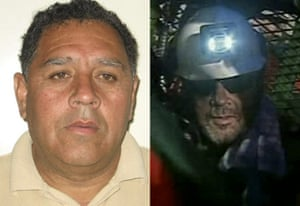 Rescued Chile miners: Luis Urzúa.