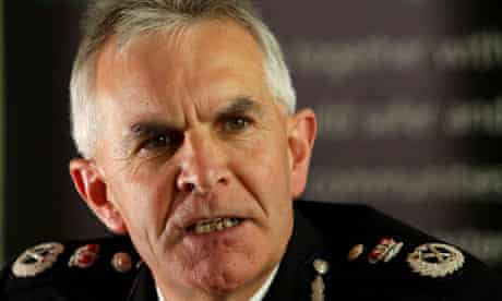 Greater Manchester chief constable, Peter Fahy