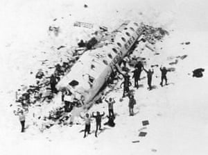 Ten best: Survivors: Passenger Aircraft Carrying An Uruguayan Football Team Crashes In The Andes