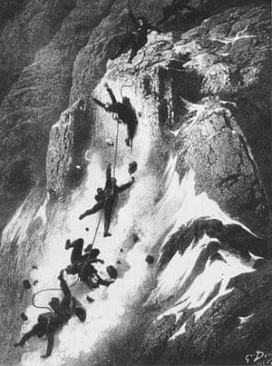 Ten best: Survivors: Matterhorn
