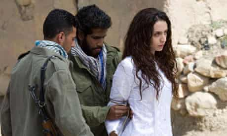 Mozhan Marnò in The Stoning of Soraya M.