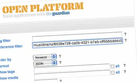 The Guardian's Open Platform