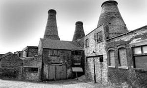 Potteries factory