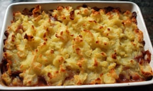 Felicity perfect cottage pie