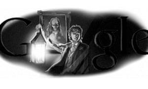 Oscar Wilde Google Doodle