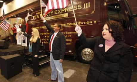 Amy Kremer, chair of the Tea Party Express