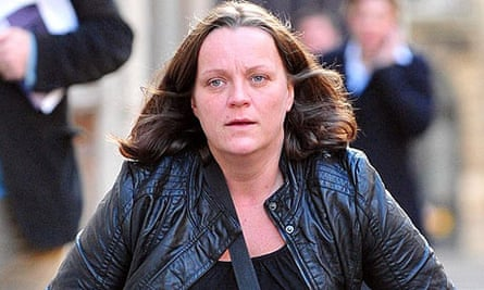 Martine Wiltshire arrives at the high court