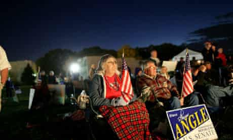 Tea Party Express Begins Final Bus Tour Before Mid-Term Elections