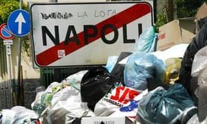 Naples rubbish crisis