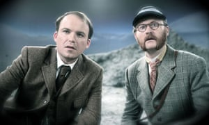 The First Men In The Moon rory kinnear mark gatiss tv review tim dowling