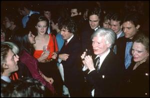 Madonna 80s: Andy Warhol