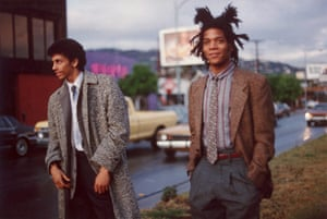 Madonna 80s: Jean-Michel Basquiat